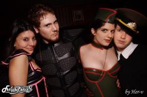Clara, Mickael, Guillaume... et moi