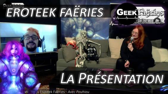 eroteek faeries présentation