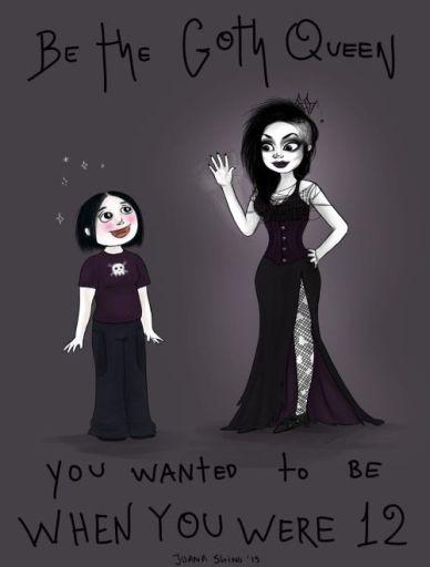 goth-queen